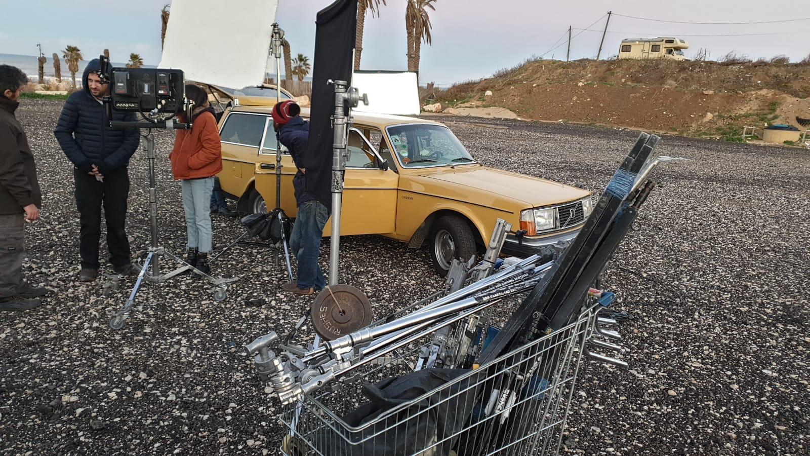 השכרת רכב אספנות לצילומים car4us