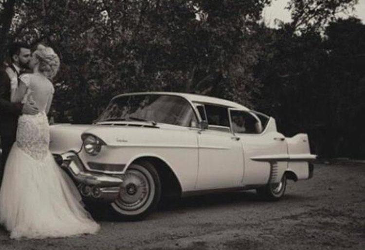 השכרת רכב אספנות לחתונה